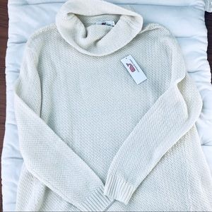 NWT Vineyard Vines Cowl Neck Sweater
